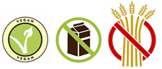 Special Diets Icons