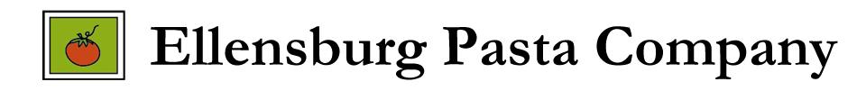 Ellensburg Pasta Company